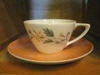 東洋陶器◇TOYOTOKI◇カップ&ソーサー ◇桜色◇淡◇デッドストック
