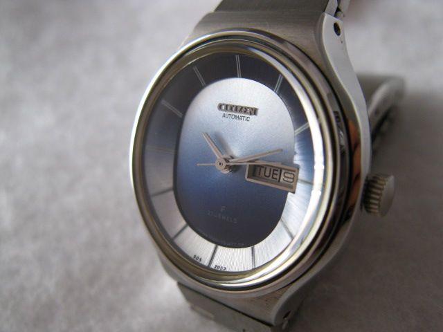 画像2: CITIZEN◇シチズン◇コスモスター◇自動巻◇腕時計◇21石◇デッドストック