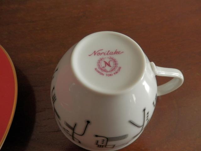 画像3: ノリタケ◇Noritake◇カップ&ソーサー