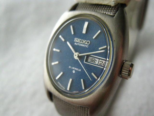 画像1: SEIKO◇デッドストック◇レディースウォッチ◇自動巻◇ジョイフル◇腕時計◇21石