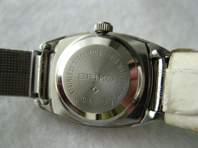 画像5: SEIKO◇デッドストック◇レディースウォッチ◇自動巻◇ジョイフル◇腕時計◇21石