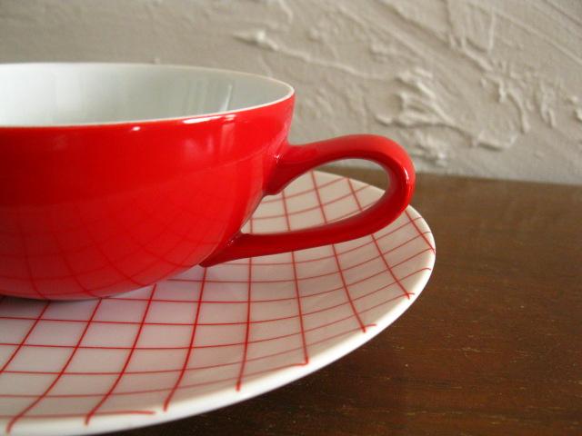 画像4: Sango◇カップ&ソーサー◇紅茶◇デッドストック◇レトロ