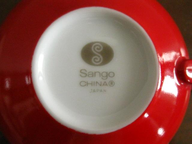 画像3: Sango◇カップ&ソーサー◇紅茶◇デッドストック◇レトロ