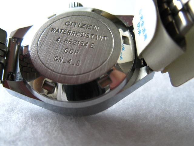 画像3: CITIZEN◇シチズン◇コスモスターV2◇自動巻◇腕時計◇21石◇デッドストック