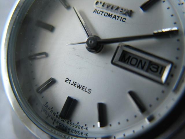 画像2: CITIZEN◇シチズン◇コスモスターV2◇自動巻◇腕時計◇21石◇デッドストック