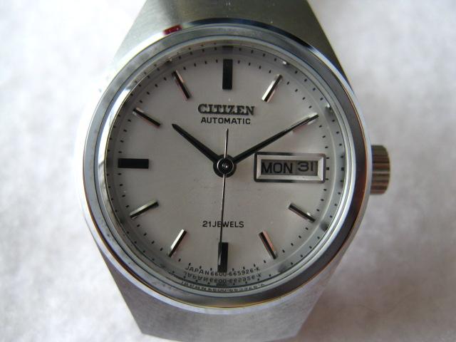 画像1: CITIZEN◇シチズン◇コスモスターV2◇自動巻◇腕時計◇21石◇デッドストック