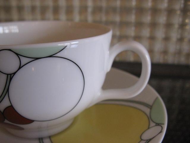 画像3: ノリタケ◇カップ&ソーサー◇フランク・ロイド・ライト