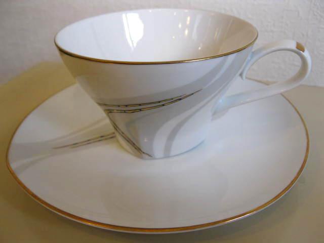 画像2: Noritake◇カップ&ソーサー