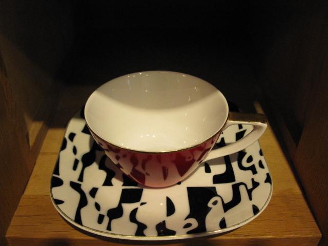 画像2: 東洋陶器◇TOYOTOKI◇カップ&ソーサー ◇モダン◇レトロ ◇カフェ
