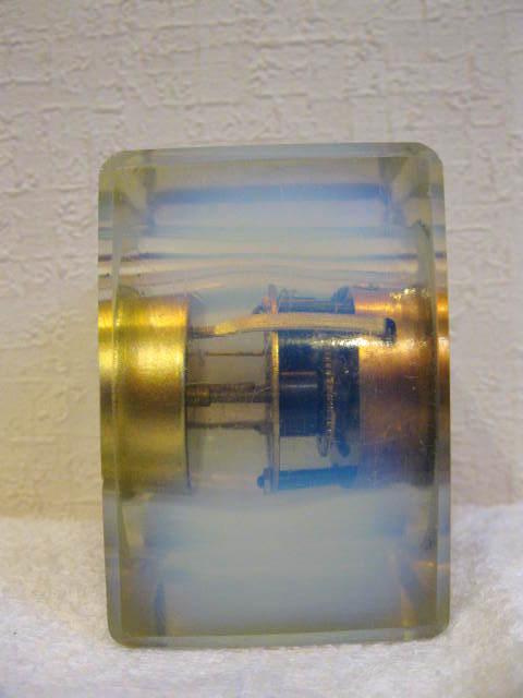 画像3: 精工舎◇ガラス時計◇置時計◇アンティーク◇オパールセント◇四角型