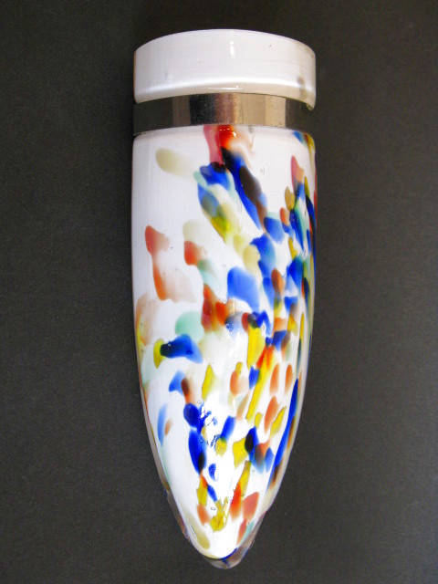画像1: 花器◇一輪挿し◇壁掛け◇ガラス製◇モダン◇鮮やか◇品があります