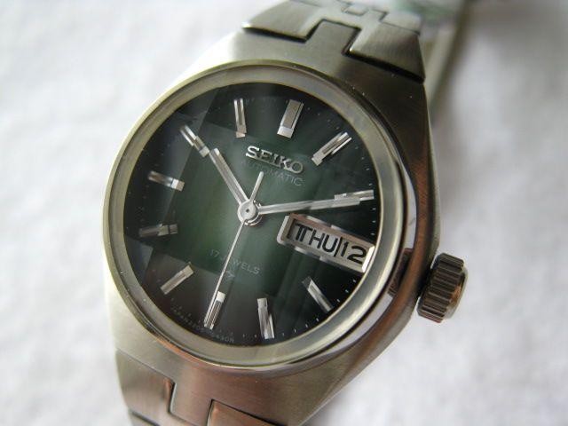 画像1: SEIKO◇デッドストック◇レディースウォッチ◇自動巻◇ジョイフル◇腕時計