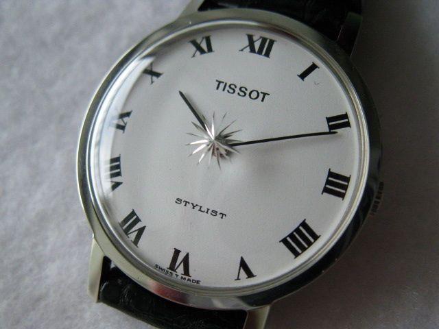 画像1: TISSOT◇ティソ◇腕時計◇アンティークウォッチ◇デッドストック