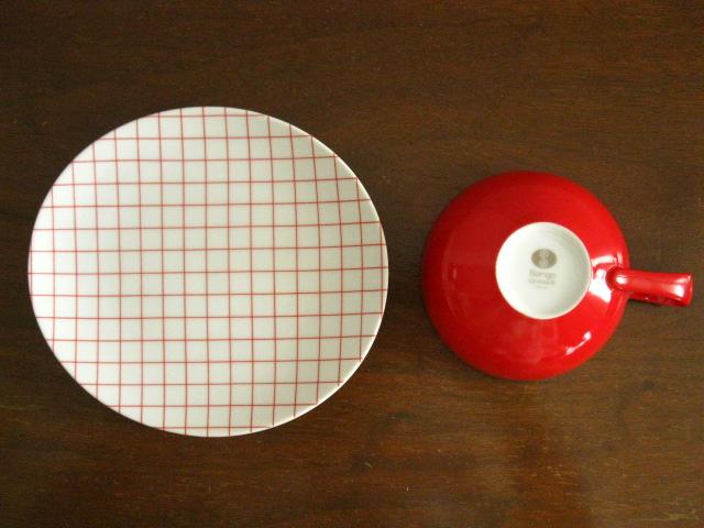 画像2: Sango◇カップ&ソーサー◇紅茶◇デッドストック◇レトロ