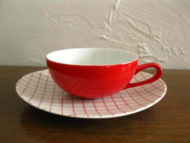 画像1: Sango◇カップ&ソーサー◇紅茶◇デッドストック◇レトロ