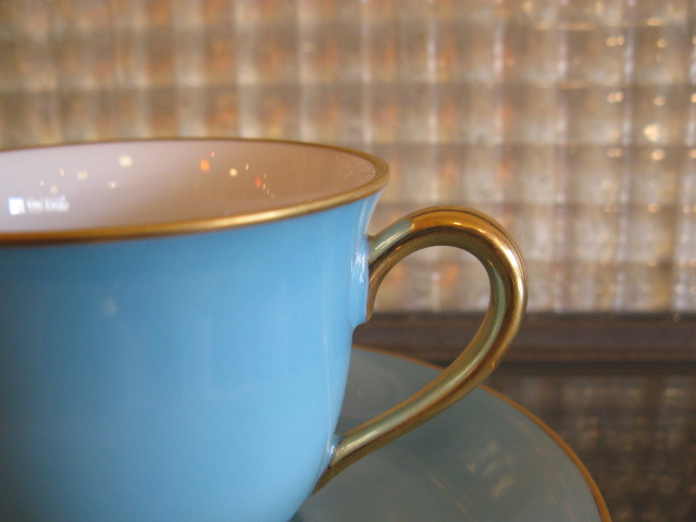 画像2: ノリタケ◇デミタス◇カップ&ソーサー◇デッドストック