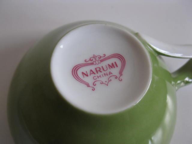 画像3: ナルミ◆NARUMI◆カップ&ソーサー
