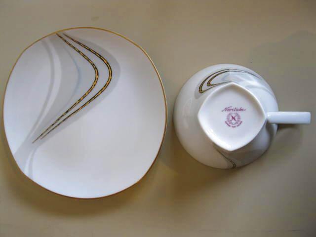 画像3: Noritake◇カップ&ソーサー