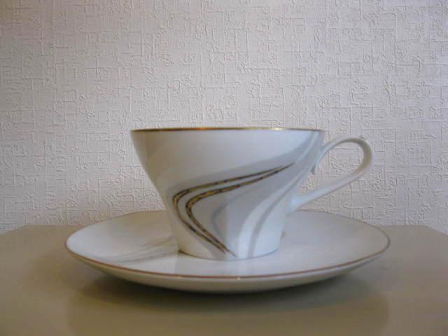 画像1: Noritake◇カップ&ソーサー