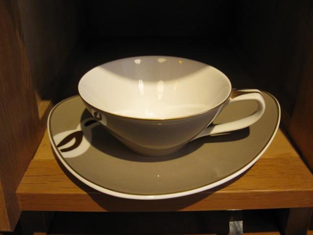 画像1: 東洋陶器◇TOYOTOKI◇カップ&ソーサー◇デッドストック◇レトロ