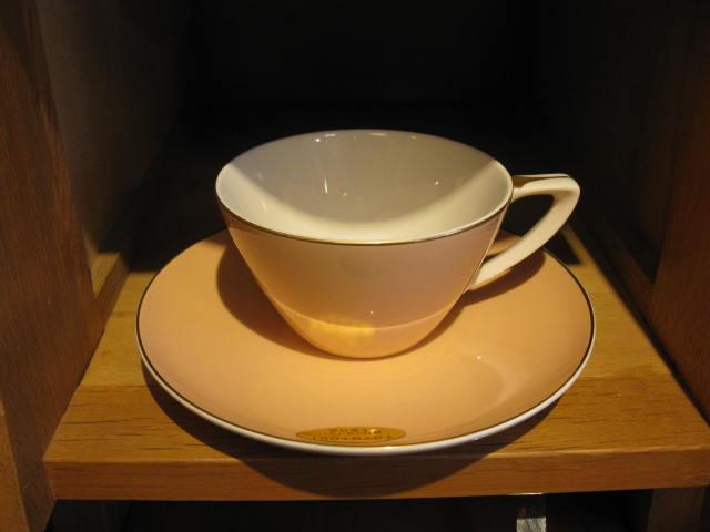 画像1: 東洋陶器◇TOYOTOKI◇カップ&ソーサー ◇レトロ◇モダン ◇ デッドストック