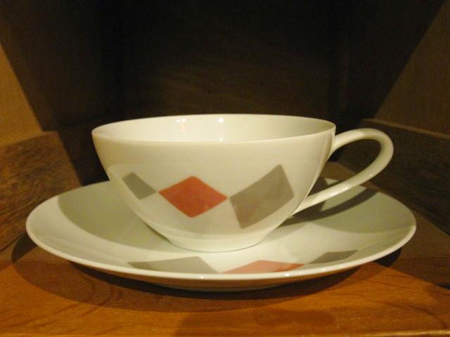 画像1: Noritake◇ノリタケ◇カップ&ソーサー◇デッドストック